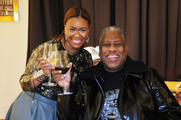 Rebecca Jones Louis Vuitton and Vogue Celebrate the Cruise 2011 RTW Collection with Andre Leon Talley and Rebecca Jones