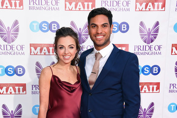 Louisa Lytton Benny Bhanvra 'Pride Of Birmingham' Awards - Red Carpet Arrivals