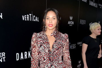 Louise Hazel Premiere Of Vertical Entertainment's 'In Darkness' - Red Carpet