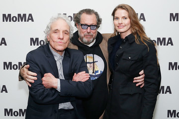 Louise Kugelberg Opening Night Of MoMA Film Series ''Abel Ferrara Unrated'