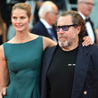 Louise Kugelberg 'J'Accuse' (An Officer And A Spy) Red Carpet Arrivals - The 76th Venice Film Festival