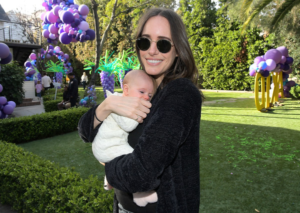 Louise Roe and Honor Florence Crosby Photos Photos - AKID ...