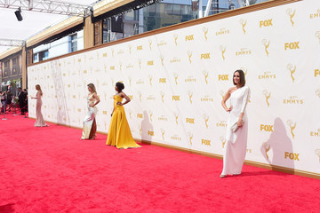 Louise Roe 67th Annual Primetime Emmy Awards - Arrivals