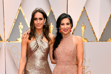 Louise Roe 89th Annual Academy Awards - Arrivals
