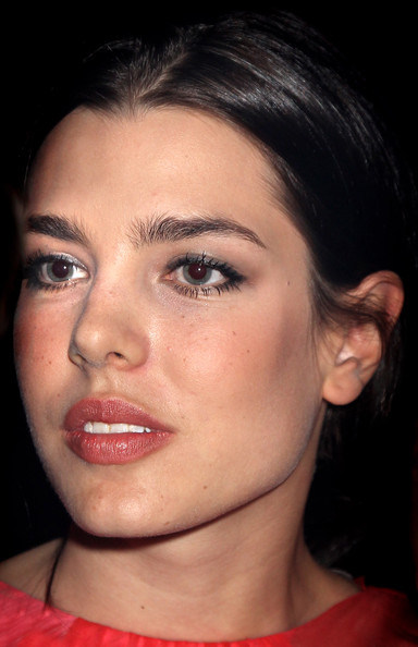 Galerry london inside arrivals in this photo charlotte casiraghi charlotte