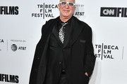 "Paul Shaffer attends the opening night gala of ""Love, Gilda"" during the 2018 Tribeca Film Festival at Beacon Theatre on April 18, 2018 in New York City."