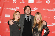 """Producers Laura Rister, Jim Young and Heidi Jo Markel attend the """"Lovelace"""" premiere at Eccles Center Theatre during the 2013 Sundance Film Festival on January 22, 2013 in Park City, Utah."""