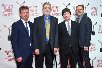 Lowell Peterson 70th Annual Writers Guild Awards New York - Arrivals