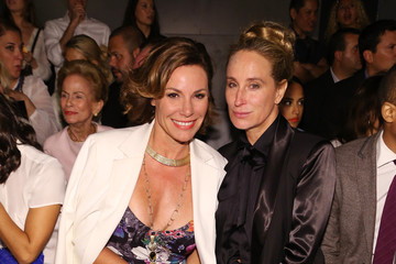 LuAnn de Lesseps Zang Toi - Front Row - Spring 2016 New York Fashion Week: The Shows