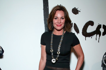 LuAnn de Lesseps Nicole Miller - Front Row - February 2017 - New York Fashion Week: The Shows