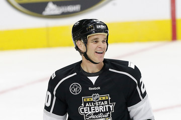 Luc Robitaille 2017 NHL All-Star - Celebrity Shootout