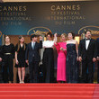 Luca Chikovani 'Happy As Lazzaro (Lazzaro Felice)' Red Carpet Arrivals - The 71st Annual Cannes Film Festival