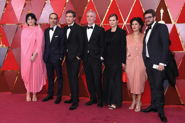 Luca Guadagnino Peter Spears 90th Annual Academy Awards - Arrivals