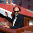 Luca Guadagnino Celebrity Excelsior Arrivals During The 77th Venice Film Festival - Day 5