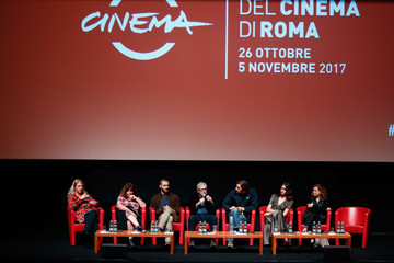 Luca Marinelli Una Questione Privata Press Conference - 12th Rome Film Fest