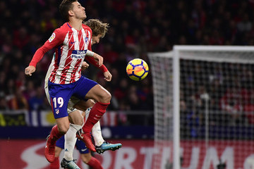 Lucas Hern?ndez Atletico Madrid v Real Madrid - La Liga