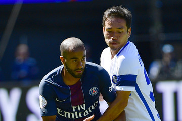 Lucas Moura International Champions Cup 2016 - Inter Milan v Paris Saint-Germain