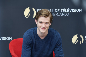Lucas Till 57th Monte Carlo TV Festival : Day 2