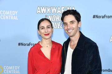 Lucia Aniello Comedy Central's Awkwafina is Nora From Queens Premiere Party