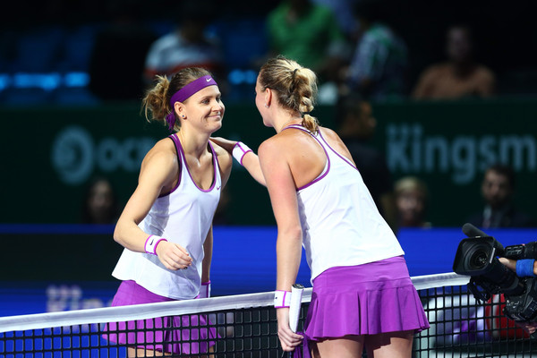 BNP Paribas WTA Finals: Singapore 2015 - Day Four