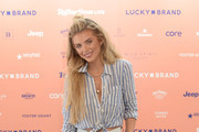 AnnaLynne McCord attends Lucky Brand And Rolling Stone Live Present Desert Jam at ARRIVE Hotel on April 13, 2019 in Palm Springs, California.