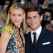 Zac Efron and Taylor Schilling Photos