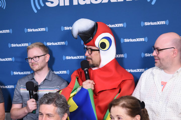 Lucky Yates SiriusXM's Entertainment Weekly Radio Broadcasts Live From Comic-Con In San Diego