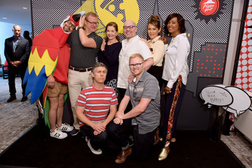 Lucky Yates Pizza Hut Lounge at 2018 Comic-Con International: San Diego