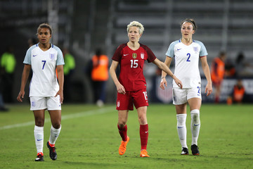 Lucy Bronze 2018 SheBelieves Cup - United States vs. England