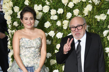 Lucy DeVito 2017 Tony Awards - Arrivals