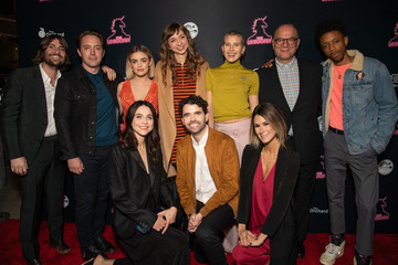 Lucy Hale Premiere Of The Orchard's 'The Unicorn' - Red Carpet