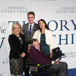 Lucy Hawking 'The Theory of Everything' Premiere in London