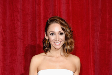 Lucy Jo Hudson British Soap Awards 2016 - Red Carpet - Arrivals