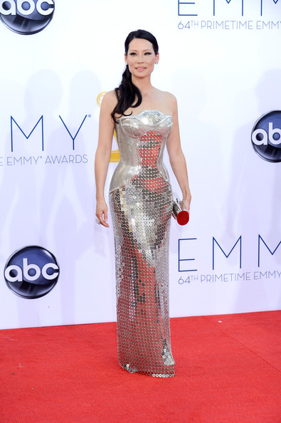 Lucy Liu - 64th Annual Primetime Emmy Awards - Arrivals