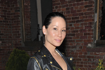 Lucy Liu 2015 Pioneer Works 2nd Annual Village Fete