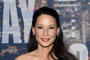 Lucy Liu SNL 40th Anniversary Celebration
