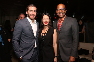 Lucy Liu The Academy's New Member Reception