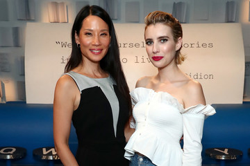 Lucy Liu Refinery29 Third Annual 29Rooms: Turn It Into Art