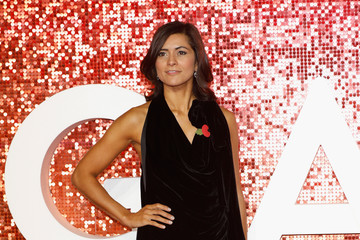 Lucy Verasamy ITV Gala - Red Carpet Arrivals