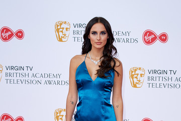 Lucy Watson Virgin TV BAFTA Television Awards - Red Carpet ARrivals