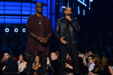 Ludacris Tyrese Gibson 2015 Billboard Music Awards - Show
