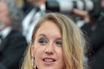 Ludivine Sagnier 70th Anniversary Red Carpet Arrivals - The 70th Annual Cannes Film Festival