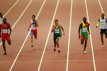 Luguelin Santos 15th IAAF World Athletics Championships Beijing 2015 - Day Five