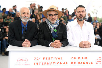 Luigi Lo Cascio 'It Must Be Heaven' Photocall - The 72nd Annual Cannes Film Festival