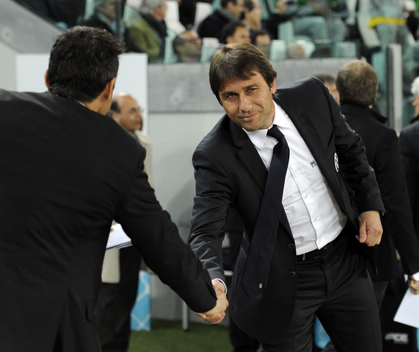 Image result for Conte and Enrique