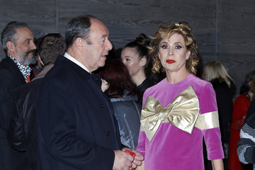 Luis Miguel Rodriguez Queen Letizia Of Spain Attends National Fashion Awards