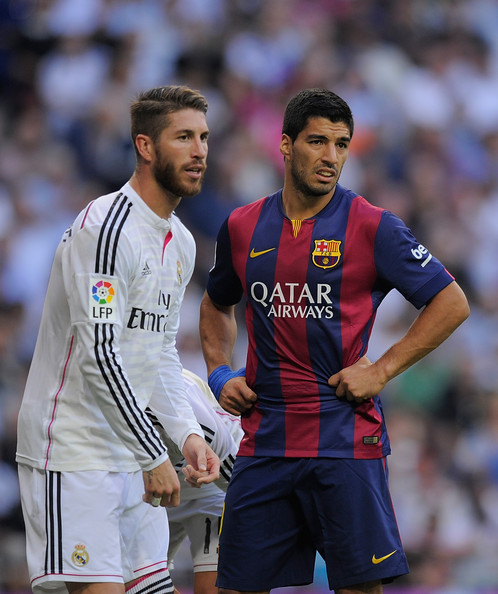 Luis Suarez Not Our C Any More: Real Madrid CF V FC Barcelona