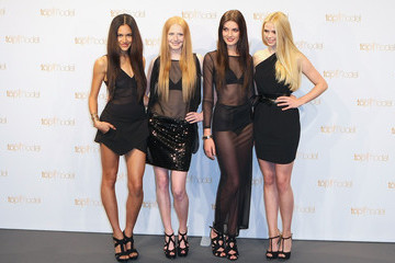 Luise Will 'Germany's Next Top Model' Photo Call