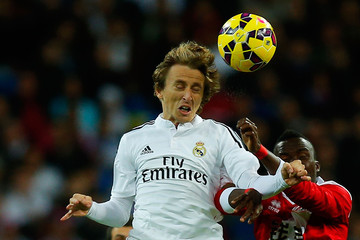 Luka Modric Real Madrid CF v Rayo Vallecano de Madrid - La Liga