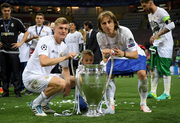 Image result for modric champions league final